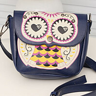 Owl Tropical Handbag