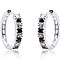 Zircon Diamond Earrings