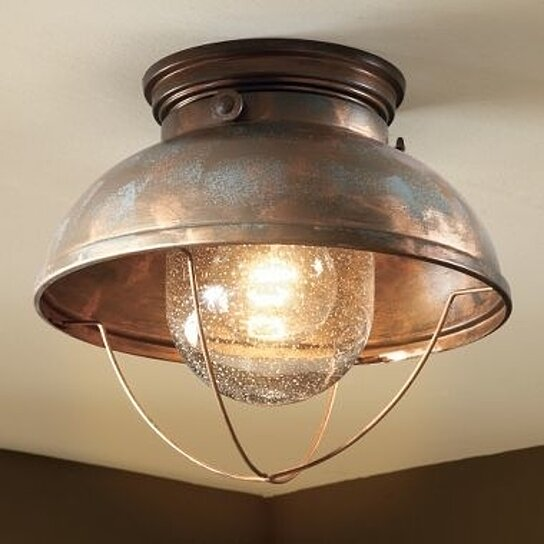 Grand River Lodge™ Fishermanu0027s Ceiling Light & Buy Grand River Lodge™ Fishermanu0027s Ceiling Light by stylishntrendier ...