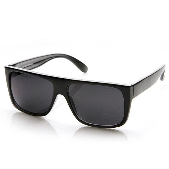 a6aa20d19a1 Buy Classic Old School Eazy E Square Flat Top OG Loc Sunglasses - 8685 by  SunglassLA on OpenSky