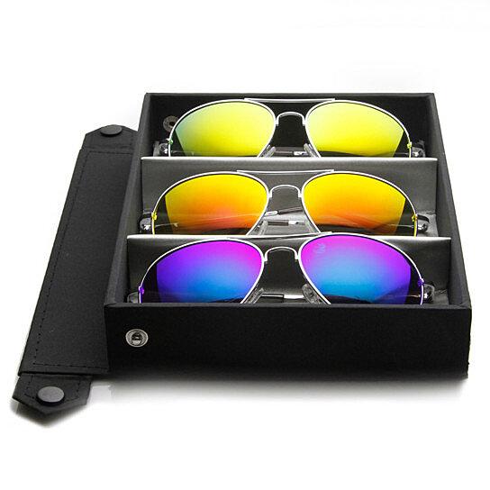 9884624dc9a Buy Color Revo Tint Mirror Metal Aviator Sunglasses - 1485 by SunglassLA on  OpenSky
