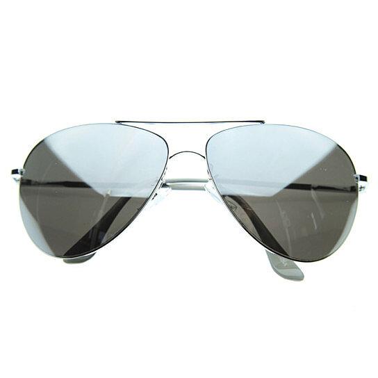 3c23cfa3ed8 Buy Full Mirror Aviators Metal Aviator Sunglasses - 1535 by SunglassLA on  OpenSky