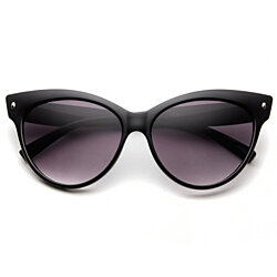 High Pointed Vintage Mod Womens Fashion Cat Eye Sunglasses - 8462