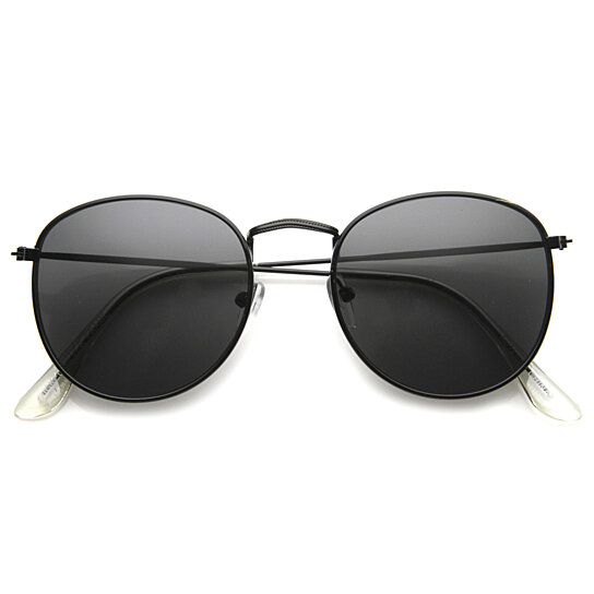 f05ed999d6 Buy Mens Round Sunglasses With UV400 Protected Composite Lens 9976 by  SunglassLA on OpenSky