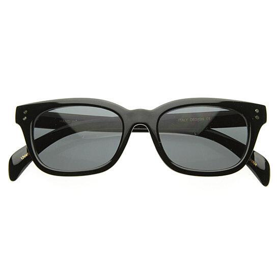 4fc73b2f3e Buy New Vintage Bold Premium zeroUV Quality Small Oval Horned Rim Sunglasses  - 8367 by SunglassLA on OpenSky