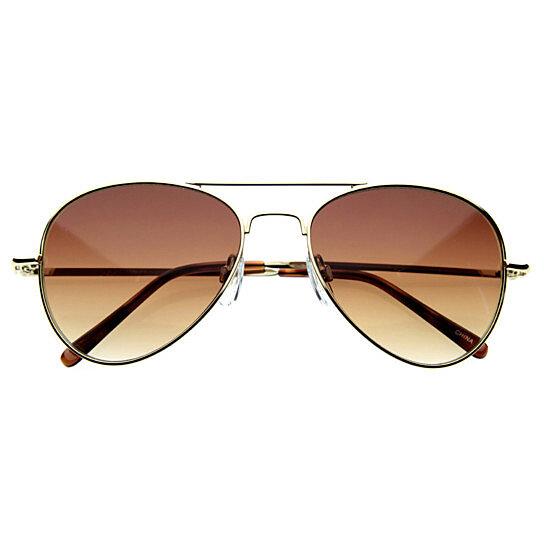 c41e3a20150 Buy Small Classic Aviator Sunglasses 50mm Aviators - 1372 by SunglassLA on  OpenSky