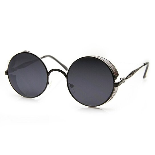 eb8ec4d14bb3 Round Glasses With Side Shields In India. Round Side Shield Sunglasses