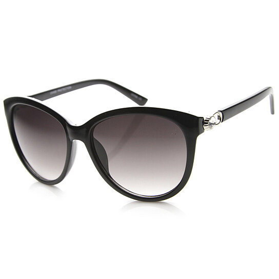buy womens semi rimless sunglasses with uv400 protected