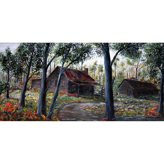 Buy An Old Cabin In The Woods By Sylvarocks On Opensky