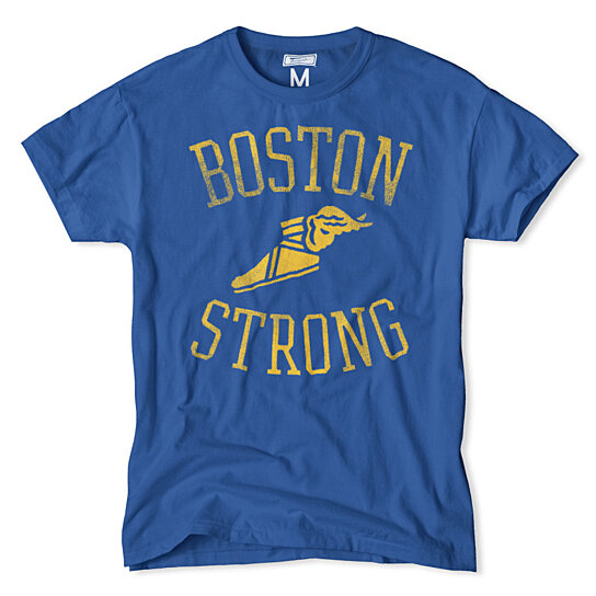 Buy boston strong t shirt by tailgateclothing on opensky for Boston strong marathon t shirts