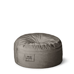 World's Best Bean Bag Chair - Take Ten Classic Lounger Graphite Gray