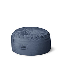 World's Best Bean Bag Chair - Take Ten Classic Lounger Ink Blue