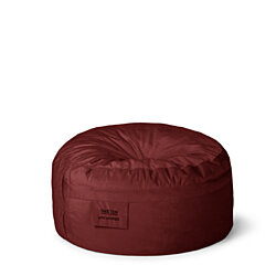 World's Best Bean Bag Chair - Take Ten Classic Lounger Red Pepper