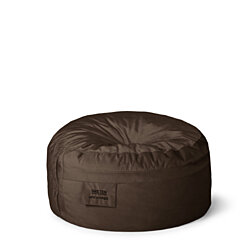 World's Best Bean Bag Chair - Take Ten Classic Lounger Root Beer Brown
