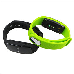 TechComm GT7 Fitness Tracker Bluetooth Call & Text Heart Rate Monitor