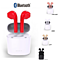 Bluetooth Earbuds with Charging Case, Wireless ear pods, 5 colors.