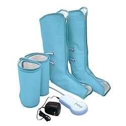 Air O Sage Electric Compression Boots Legs & Foot Massager