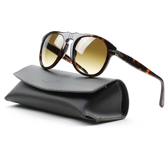 3886a5f398 Buy Persol 649 Suprema Sunglasses 24 51 Brown Havana