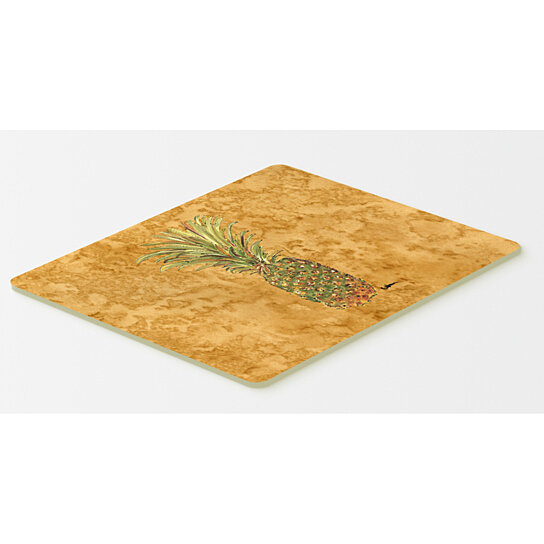 Buy Pineapple Kitchen Or Bath Mat 20x30 By The-store On