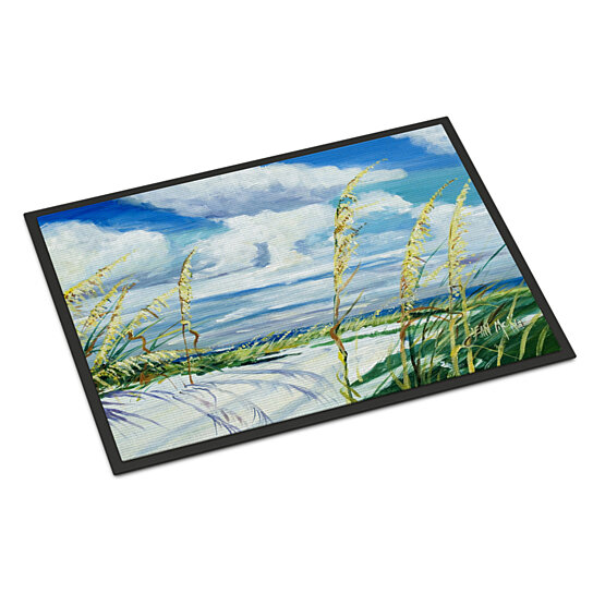 Buy Sea Oats Indoor Or Outdoor Mat 18x27 Jmk1123mat By The