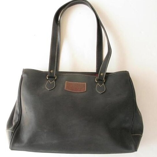 243f54562 Trending product! This item has been added to cart 9 times in the last 24  hours. Vintage ESPRIT Leather ...