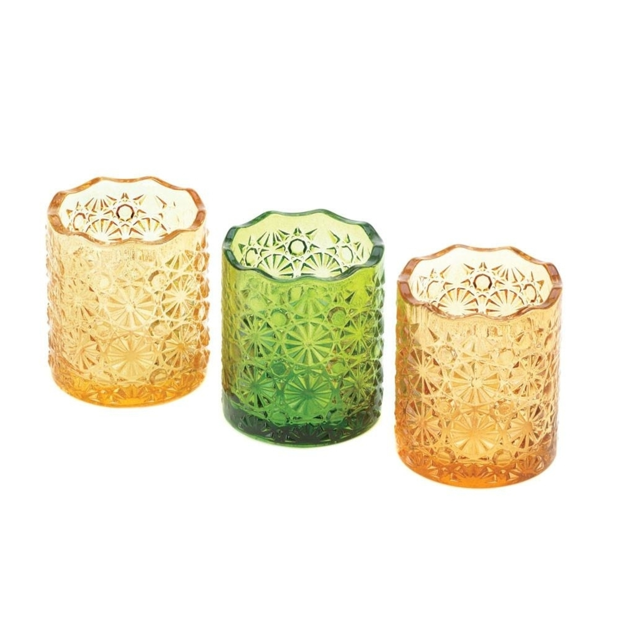 Lemon Lime And Orange Colored Candle Cups 55aea331a2771c7a018b459b