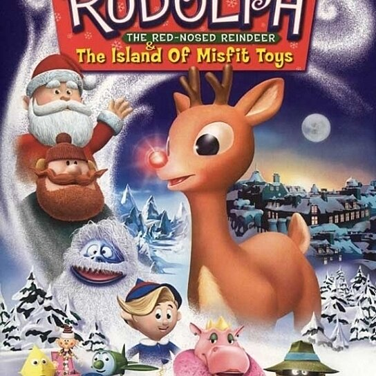 Buy Rudolph the Red-Nosed Reindeer & the Island of Misfit ...
