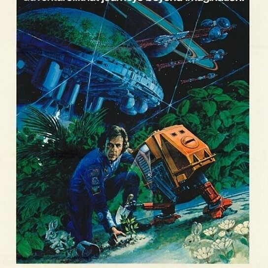 buy silent running movie poster 27 x 40 by the poster