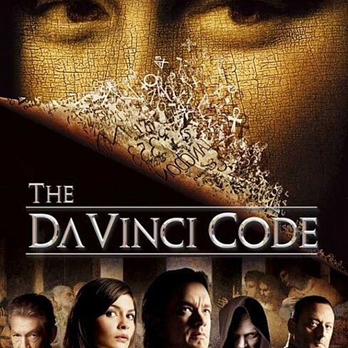 buy the da vinci code movie poster 27 x 40 by the poster