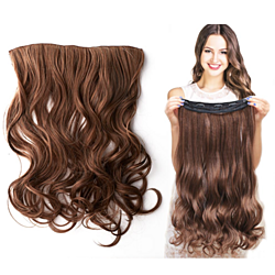 "Hollywood Hair Secret 18"" Clip-in Hair Extensions"
