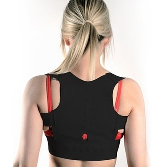 Posture And Back Support Undergarment