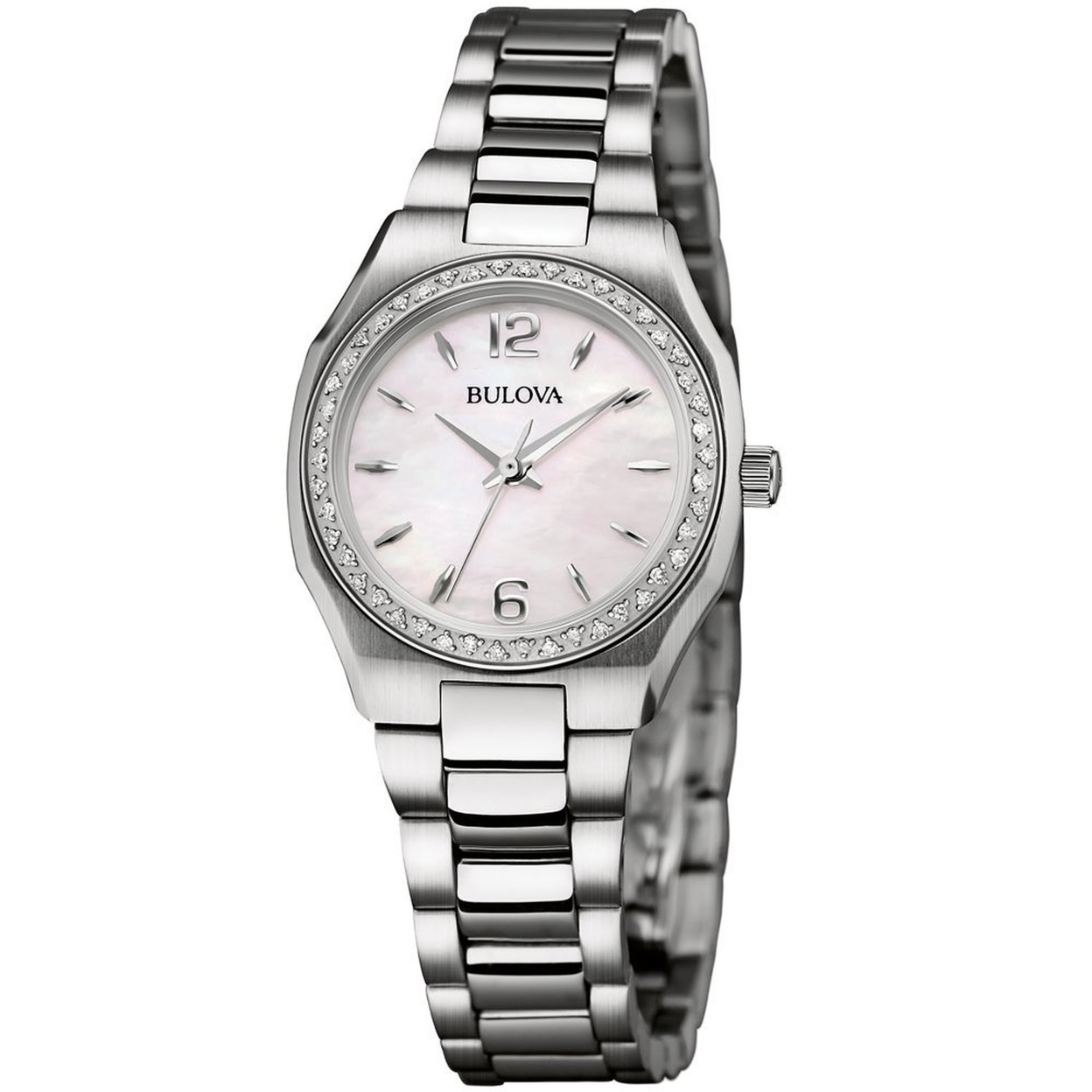 s watches bulova s 96r199 stainless