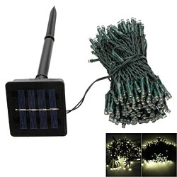 200-LED  Outdoor Waterproof  Solar Power String Light