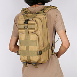 25L Outdoor Marching Knapsack Tactical Backpack