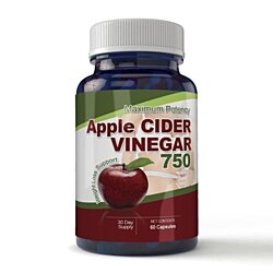 Apple Cider Vinegar Diet (60 Capsules)