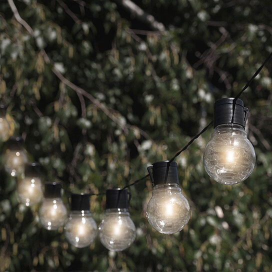 buy solar patio edison led string lights by new product. Black Bedroom Furniture Sets. Home Design Ideas
