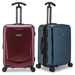 Palencia 22in Carry-on Anti-Theft Hardside Expandable Spinner Luggage