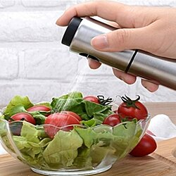 Stainless Steel Oil and Vinegar Sprayer