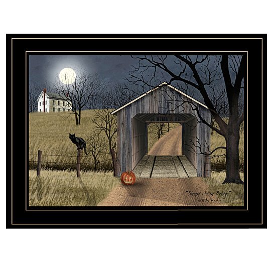 """Sleepy Hollow Bridge: Buy """"Sleepy Hollow Bridge"""" By Billy Jacobs, Ready To Hang"""