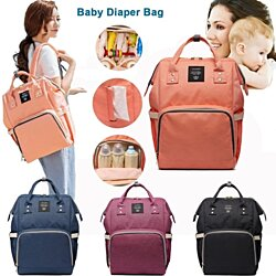 Diaper Bag Multi-Function Waterproof Travel Backpack Nappy Bags for Baby Care Large Capacity Bag Backpack