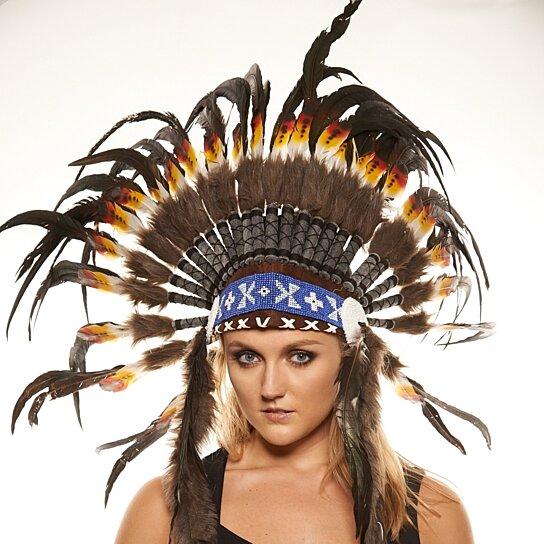 Buy Indian Headdress Sh002 Native American Inspired Chief