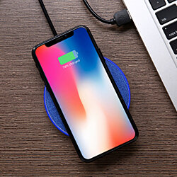 Fast Wireless Smartphone Charger - 2 Colors