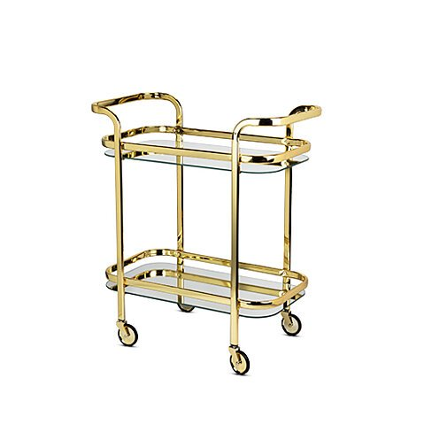 Belmont: Gold Bar Cart (VISKI)
