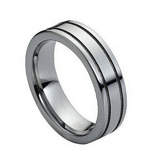 Wedding Ring Inscriptions ENGRAVING MMTR016 6mm Tungsten Carbide Engagement Ring By Tungsten