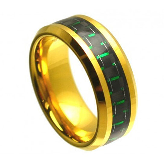 ENGRAVING MMTR326 Tungsten Carbide Engagement Ring By Tungsten Band