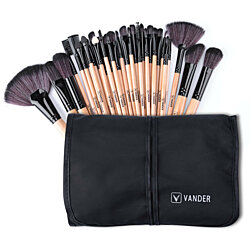 24 pcs Professional Makeup Brushes