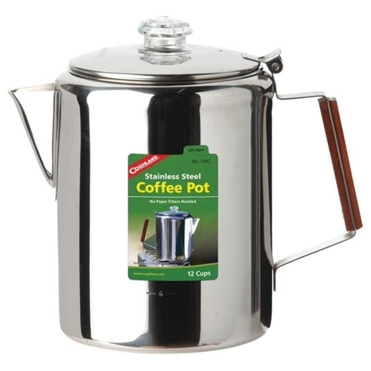 12 Cup Stainless Steel Coffee Pots 5a3d90ef2a00e47b3d274899