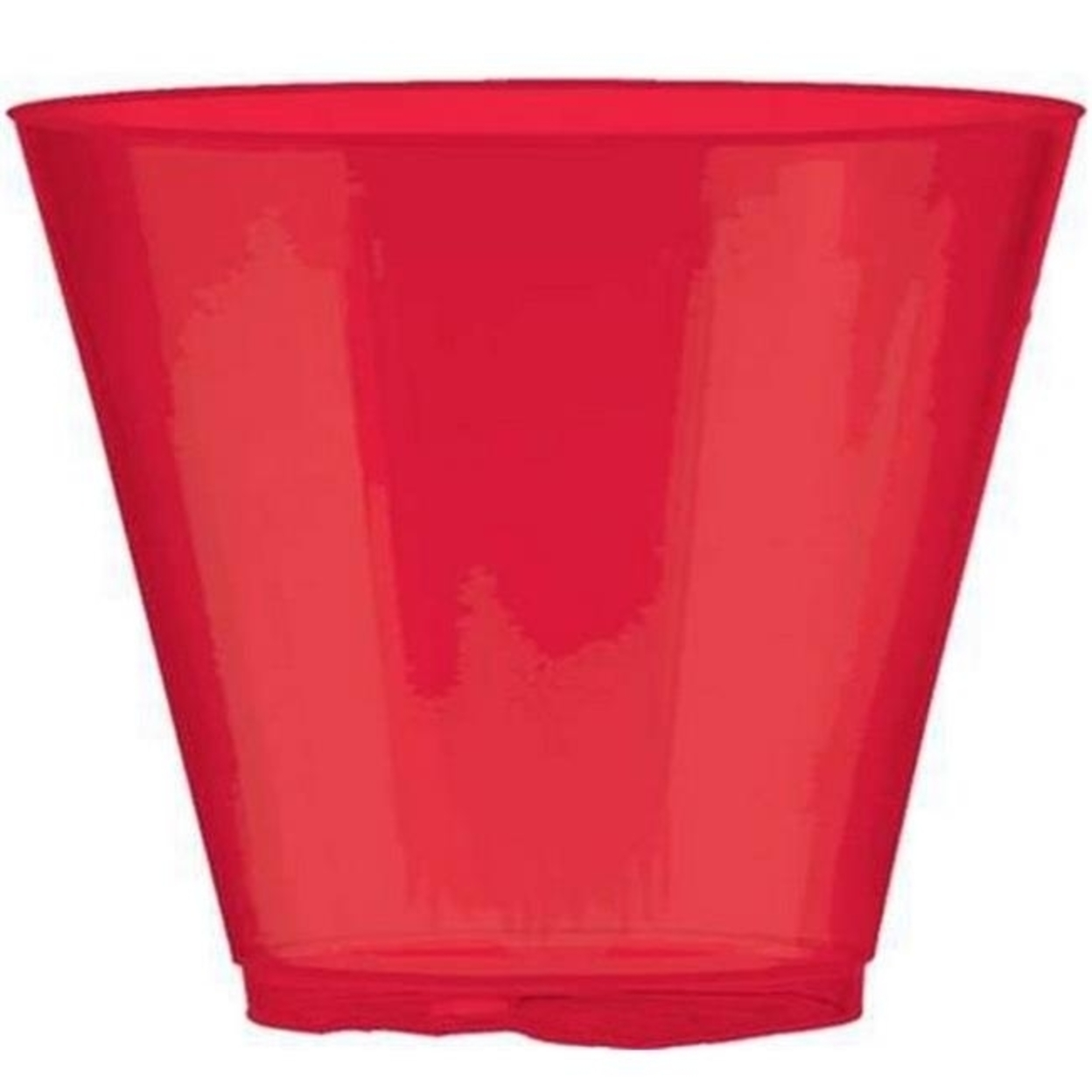 Amscan 350366.40 Red Plastic Cups - Pack of 648 5a39e90a2a00e45b565983e9