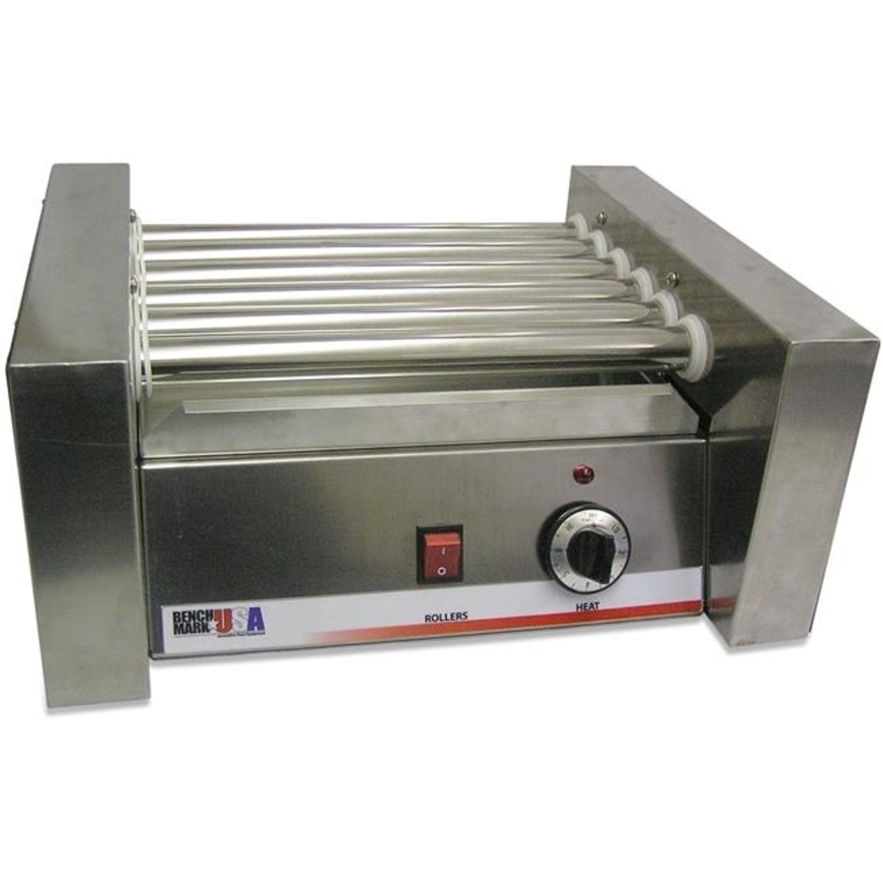 Benchmark USA 62010 10 Dog Roller Grill 5a3bee9be224615ab87bbd52