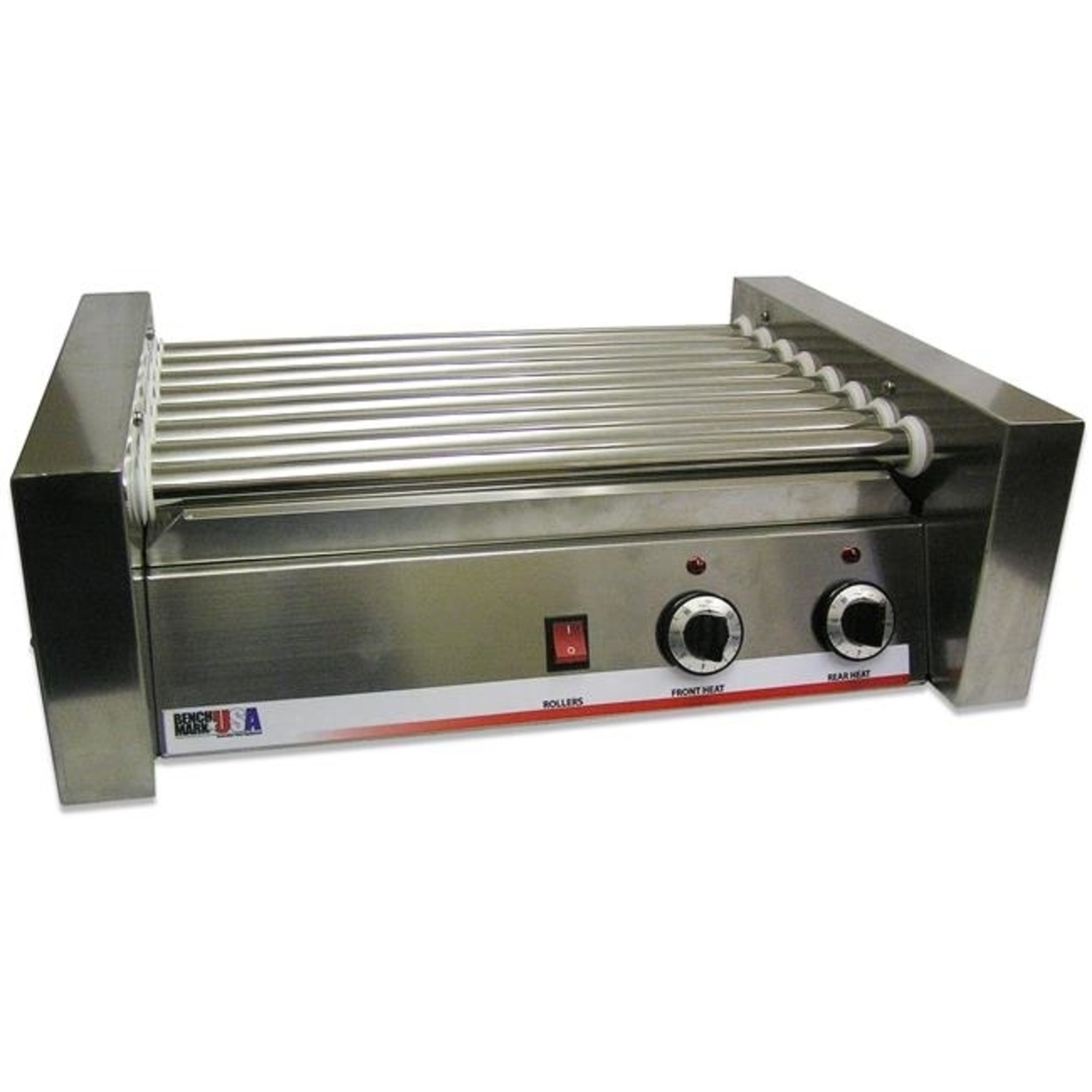Benchmark USA 62020 20 Dog Roller Grill 5a3bee9be224615ab35474b3
